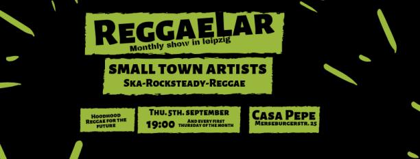 Reggaelar